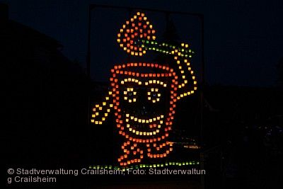 Goldbacher Lichterfest Crailsheim