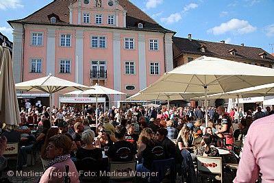 Goldener Oktober Rottenburg am Neckar am 04.10.2020
