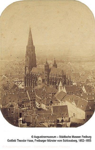 """Gottlieb Theodor Hase - Freiburgs erster Fotograf"" Freiburg im Breisgau"