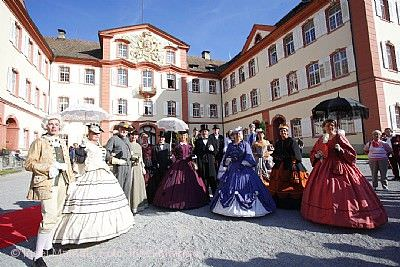 Gräfliches Schlossfest Insel Mainau am 30.09.2021 bis 03.10.2021