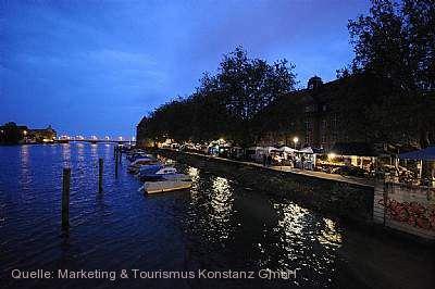 Grenzüberschreitender Flohmarkt Konstanz/Kreuzlingen