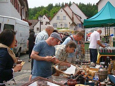 Großer Markttag Mühlheim/Donau