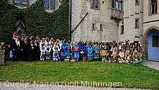Ringtreffen Narrenzunft Krattenmacher Mühringen Horb am Neckar
