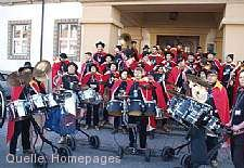 50 Jahre Guggenmusik Bonndorf im Schwarzwald