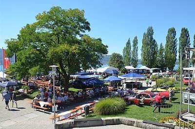 Häfler Seefest mit 32. Internationalem Oldtimertreffen Bodman-Ludwigshafen