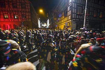 Traditioneller Hänselejuck Überlingen am 22.02.2020