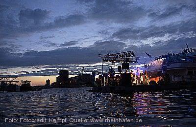 Hafen-Kultur-Fest Karlsruhe