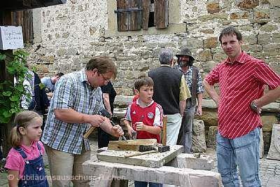 1250 Jahre Richen - Historischer Handwerkermarkt Eppingen