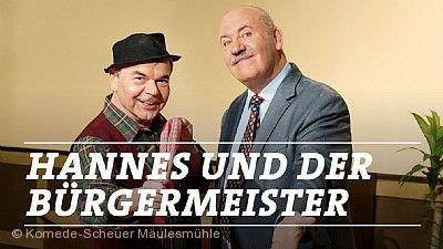 """Hannes und der Bürgermeister """"Herrgott, no hilf mr halt nuff!"""" Sinsheim"""