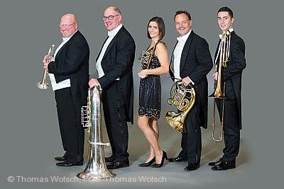 Harmonic Brass - Ein Blechbläserquintett auf Donaureise Oberkochen