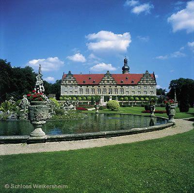 Landesweiter Schlosserlebnistag Weikersheim