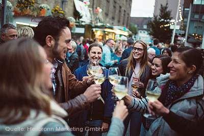 Heilbronner Weindorf am 12.09.2019 bis 22.09.2019