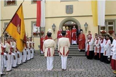 Heilig-Blut-Fest - Inselfeiertag Reichenau / Insel am 28.05.2018