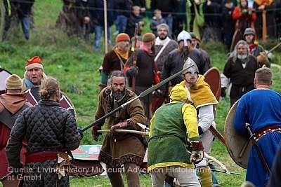 Herbstfest & Die große Schlacht Osterburken