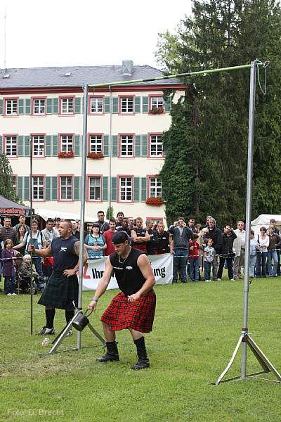 Internationale Highland-Games Angelbachtal
