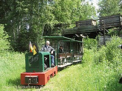 Fahrten mit dem historischen Torfbähnle Bad Wurzach