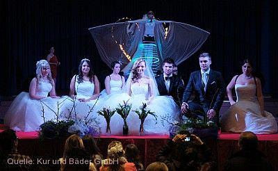 Hochzeitsmesse mit Brautmodenschauen Bad Krozingen