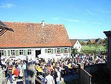 Eröffnung der Sommerkellersaison Schwäbisch Hall