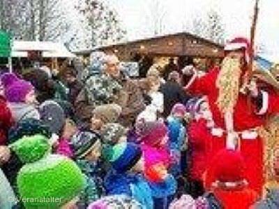 Weihnachtsmarkt in Holzschlag Bonndorf im Schwarzwald
