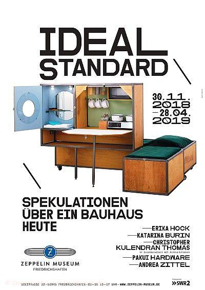 """""""Ideal Standard. Spekulationen über ein Bauhaus heute"""" Friedrichshafen am Bodensee"""
