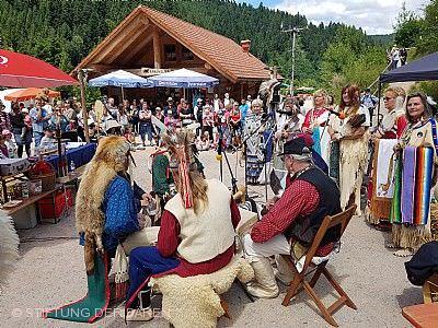 Indianerfest im Bärenpark Bad Rippoldsau-Schapbach am 13.07.2019 bis 14.07.2019