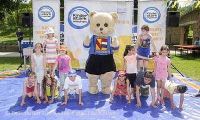 25. Großer Kindertag im Enzauenpark Pforzheim
