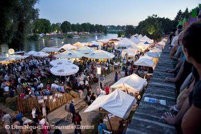 Internationales Donaufest Ulm/Neu-Ulm