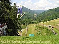 3. Internationales Sommerskispringen Bad Peterstal-Griesbach