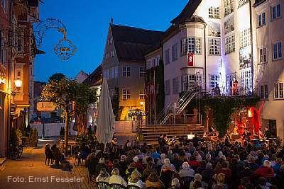 Isny Opernfestival Isny im Allgäu