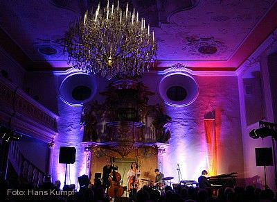 14. Internationales JazzArtFestival Schwäbisch Hall