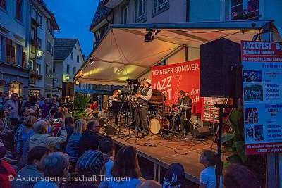 Jazzfest - Tiengener Sommer Waldshut-Tiengen