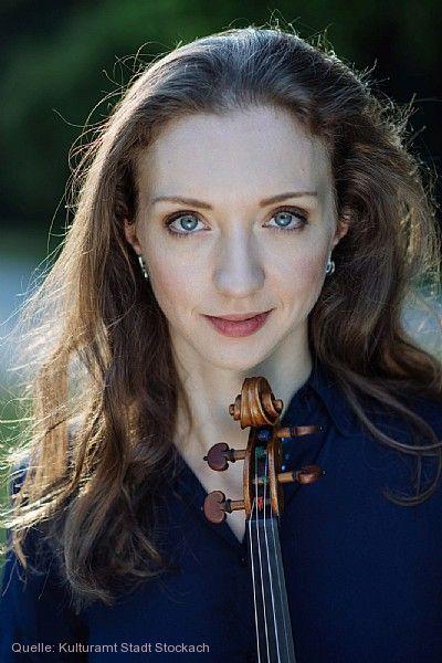 Stockacher Meisterkonzert: Meisterwerke für Violine solo