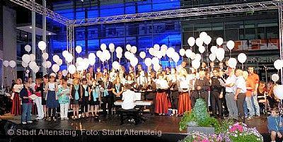 """55 Jahre Städtepartnerschaft mit """"Bourg-Saint-Maurice"""" Altensteig am 11.07.2020 bis 12.07.2020"""