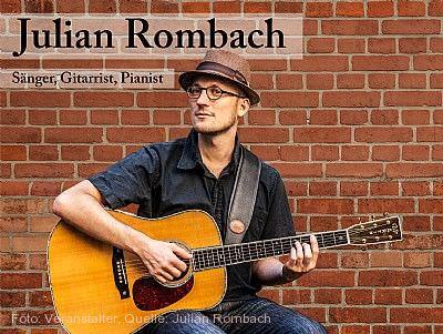 Herbolzheimer Musiktage: Julian Rombach