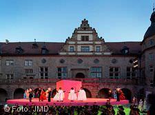 """Junge Oper Schloss Weikersheim - """"Hänsel und Gretel"""""""