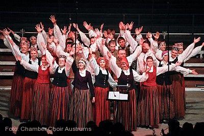Internationales Chorfestival Baden Gutach (Schwarzwaldbahn)