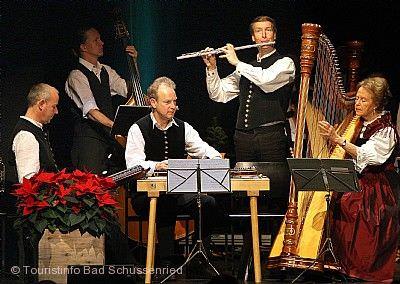 Alpenländische Advents- und Weihnachtsmusik Bad Schussenried