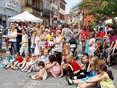 Kinderfest Lahr / Schwarzwald