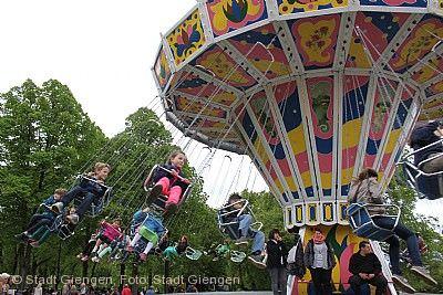 Historisches Kinderfest Giengen an der Brenz am 25.05.2021