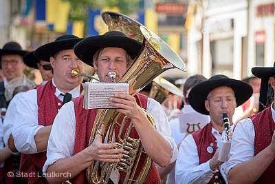 Historisches Kinder- und Heimatfest Leutkirch im Allgäu
