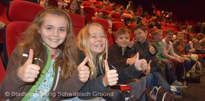 25. Internationales Kinderkinofestival Schwäbisch Gmünd