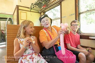 Kindertag an der Sauschwänzlebahn Blumberg am 09.08.2020