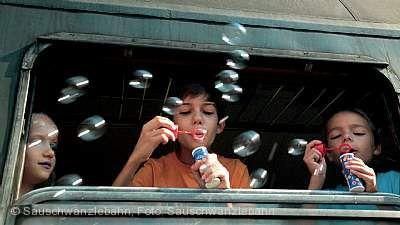Kindertag an der Sauschwänzlebahn Blumberg