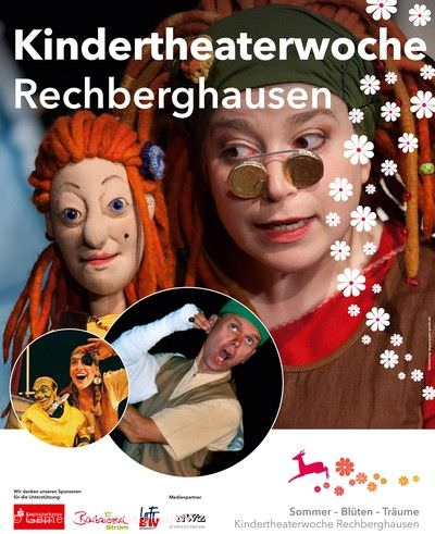 Kindertheaterwoche Rechberghausen am 18.08.2019 bis 25.08.2019
