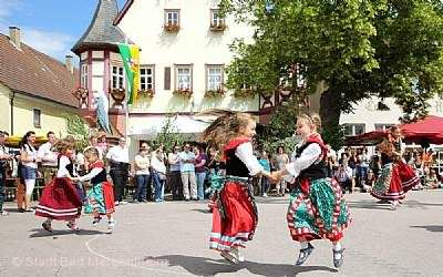 Markelsheimer Weinfest Bad Mergentheim