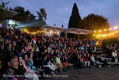 Open-Air-Kino Altensteig