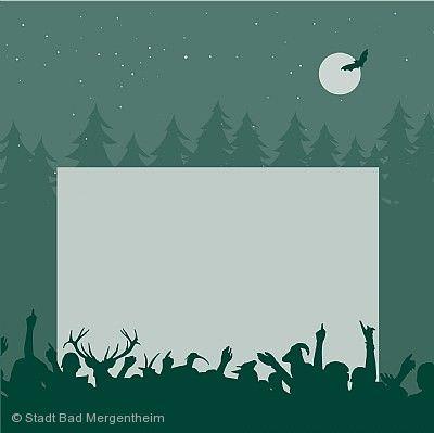 Kino Open Air im Wildpark Bad Mergentheim am 17.08.2020 bis 22.08.2020