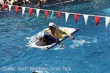 Kirchheimer Badewannenrennen Kirchheim unter Teck