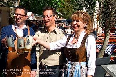 Kleinbrauermarkt Ulm/Neu-Ulm am 15.05.2020 bis 17.05.2020
