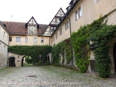 Erlebnistag im Kloster Tübingen